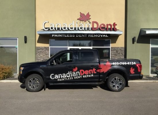 Canadian Dent Airdrie Location PDR
