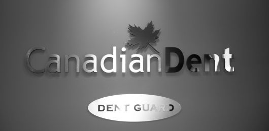 Canadian Dent Dent Guard logo