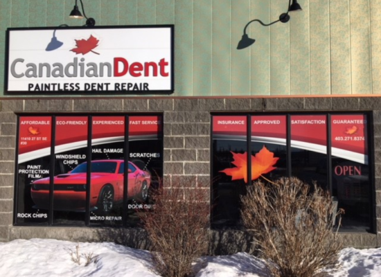 Canadian Dent Calgary Location PDR